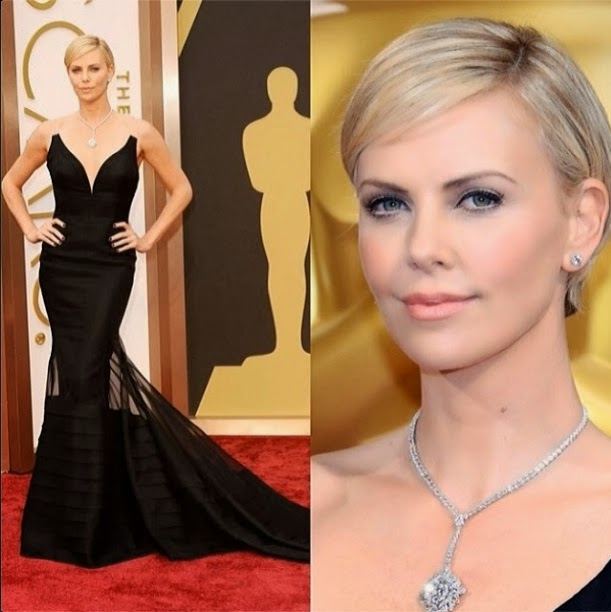 Oscars Charlizetheron Intraceuticals